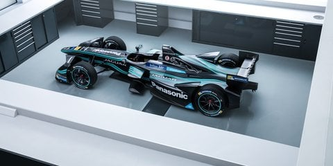 Jaguar confirms motorsport return in all-electric FIA Formula E Championship