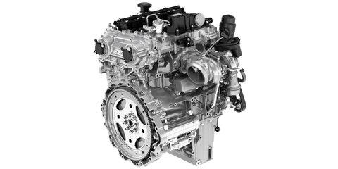 Jaguar Land Rover Ingenium petrol engines, new eight-speed DCT announced