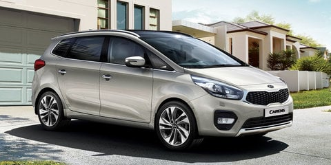 2017 Kia Rondo facelift unveiled - UPDATE