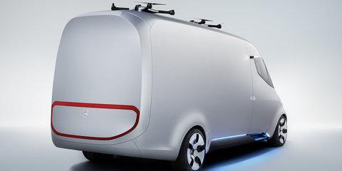 Mercedes-Benz Sprinter EV coming in 2018