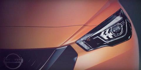 2017 Nissan Micra teased ahead of Paris reveal