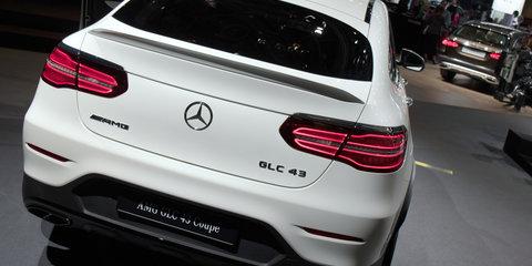 2017 Mercedes-AMG GLC 43 Coupe - Paris Motor Show 2016
