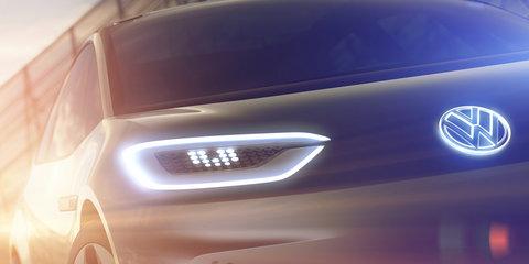 Volkswagen teases 'revolutionary' EV concept ahead of Paris debut