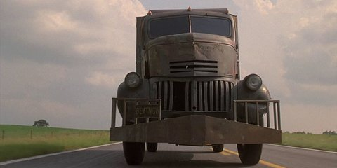 13 favourite cars of the scary screen: Happy Halloween!