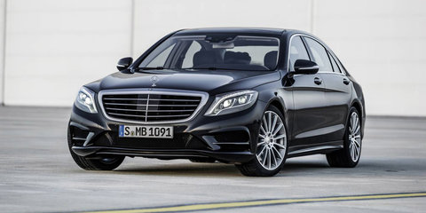 2015-2016 Mercedes-Benz S-Class recalled for seatbelt arm fix