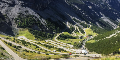 World's greatest driving roads: Grossglockner High Alpine Road, Austria