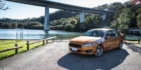 2016 Ford Falcon XR6 Review