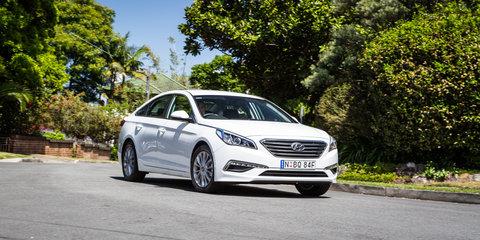 "Hyundai Australia ""pretty happy"" with sales in slow-moving mid-sizer segment"