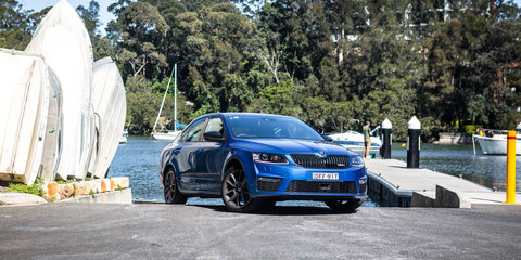 2017 Skoda Octavia RS review