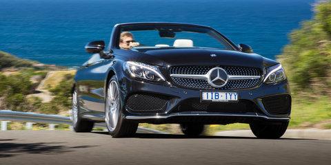 2017 Mercedes-Benz C-Class Cabriolet review