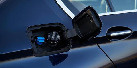 2017 BMW 5 Series revealed: Lighter new 5er heavy on technology