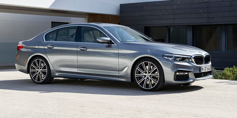 The 2017 BMW 5 Series is the first vehicle to get wireless Apple CarPlay control