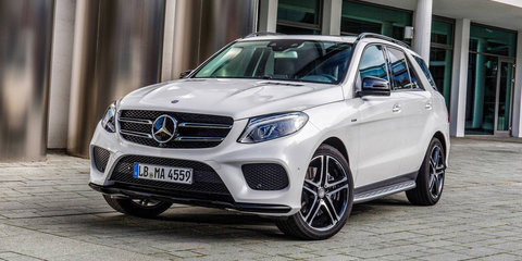 2017 Mercedes-AMG GLC43, GLE43 pricing and initial details revealed