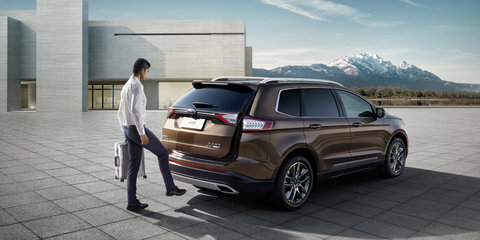 Ford Endura to replace the Ford Territory after Toyota renews 'Edge' trademark