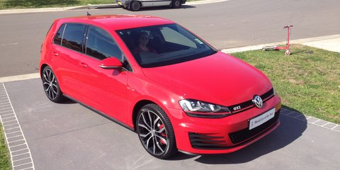 2014 Volkswagen Golf GTi Performance Review Review