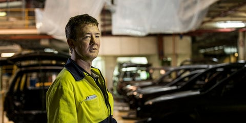 Humans of Broadmeadows: As Ford's plant workers finish up, we hear their stories