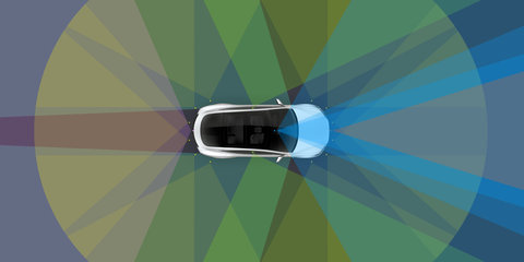 Tesla standardises significantly more advanced 'Level 5' self-driving hardware