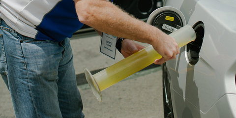 How to be a tightarse behind the wheel: Top tips to help you save fuel... and money