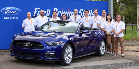 Ford Australia announces 2016 Driving Skills for Life program