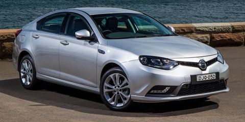MG Motor Australia says safety is a priority