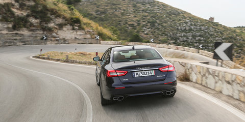2017 Maserati Ghibli, Quattroporte detailed: Australian debut set for November