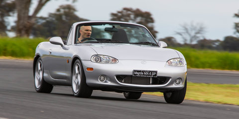 Mazda MX-5 Generations: We drive every generation, from NA to ND