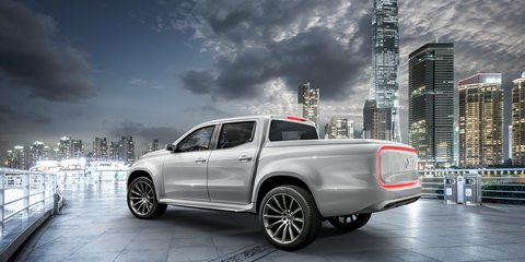 Mercedes-Benz X-Class to be built in Spain, but Thailand not out of the question
