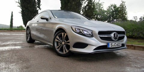 2015-16 Mercedes-Benz S-Class Coupe recalled for headlight fix: 50 vehicles affected