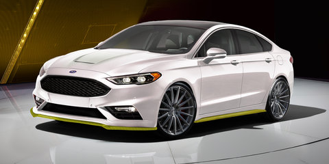 Ford teases more concepts for SEMA 2016