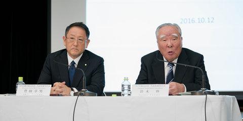 Toyota and Suzuki to investigate green vehicle, safety, IT partnership