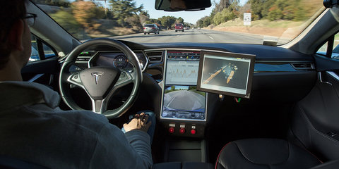 Autonomous cars are 'the vaccine that will cure deaths on the road', says industry figurehead