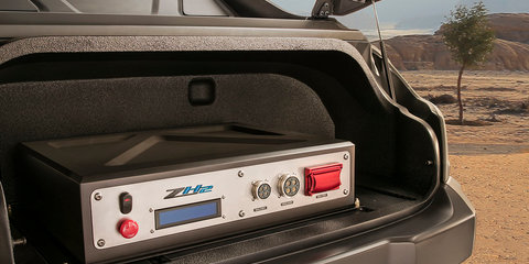 Chevrolet Colorado ZH2 fuel-cell prototype to be assessed by US Army