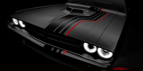 Chrysler, Dodge, Jeep, Ram concepts teased ahead of SEMA debut