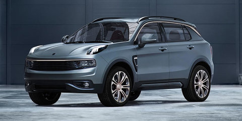 Volvo buys into Lynk & Co, sets up technology sharing joint venture with Geely parent