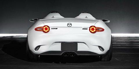 Mazda MX-5 Speedster Evolution, RK Kuro concepts revealed for SEMA - UPDATE