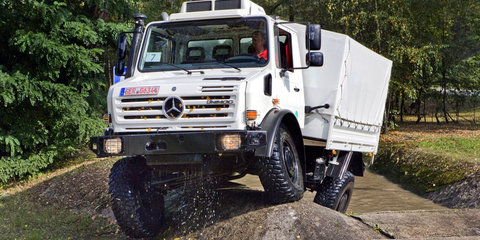 Mercedes-Benz Unimog recalled for seatbelt fix: 11 vehicles affected