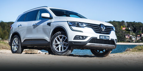 2018 Renault Koleos updates announced - UPDATE