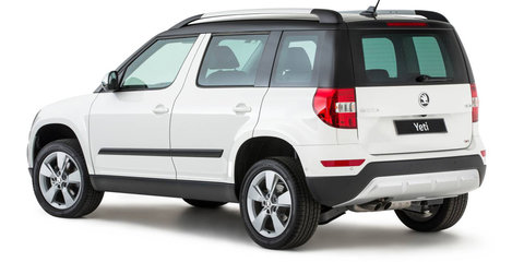 2017 Skoda Yeti pricing and specs: 110TSI 4x4 Outdoor from $32,990 in streamlined range
