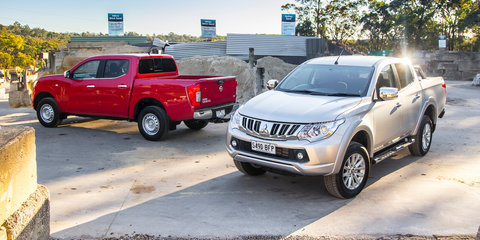 Mitsubishi Triton and Nissan Navara co-development plans already in the works