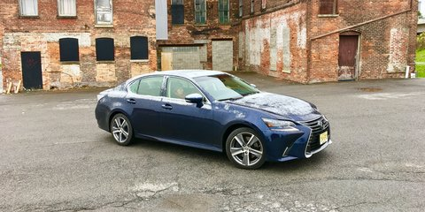2016 Lexus GS350 AWD review: Road-tripping in the US