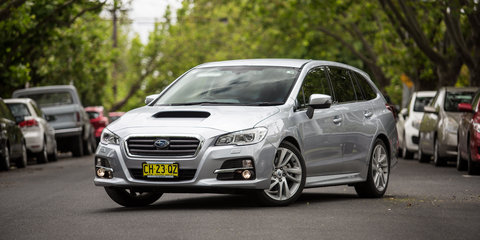 2016 Subaru Levorg 2.0GT review