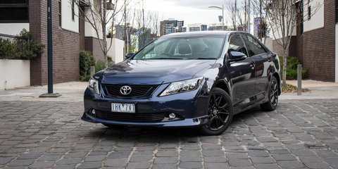 2016 Toyota Aurion Sportivo review