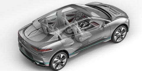Jaguar I-Pace 'concept' revealed: British luxury brand readies move into EV arena