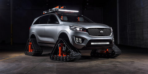 Kia reveals four wild autonomous concepts at SEMA 2016