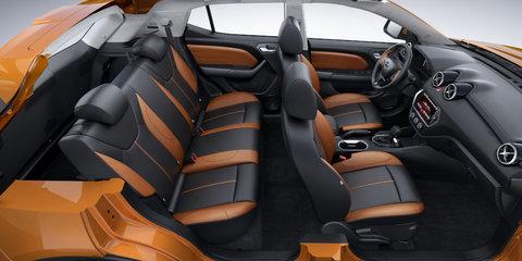 Pininfarina-styled SEM DX3 revealed in China