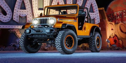 Mopar concepts star at SEMA along with new Hemi crate engine packages
