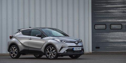 2017 Toyota C-HR arriving February