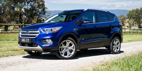 The 'new' Ford Escape will catch sales the Kuga couldn't