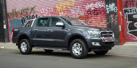 Toyota HiLux tops 2016 sales charts, Ranger fourth