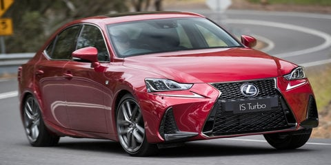 2017 Lexus IS Model Range pricing and specs: New looks and more kit for mid-sized sedan